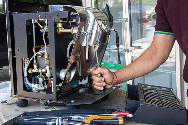 Reparatur Kaffeemaschinen I+M Elektronik
